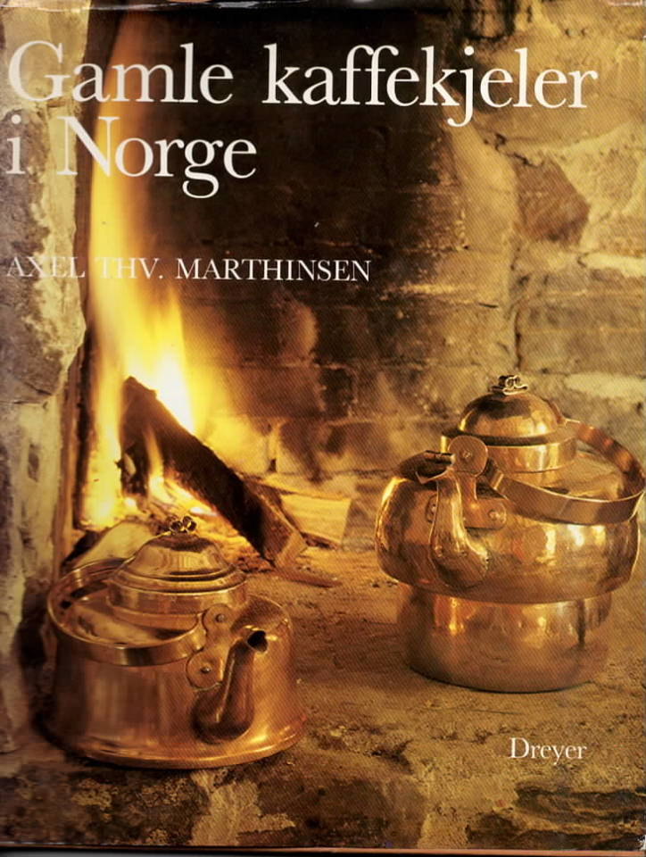 Gamle kaffekjeler i Norge