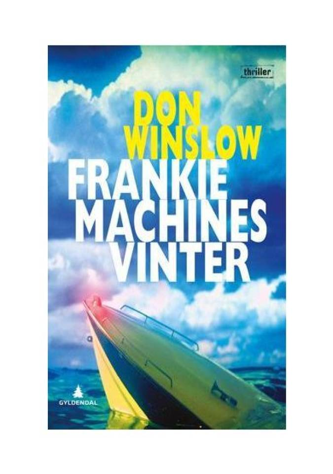 FRANKIE MACHINES VINTER