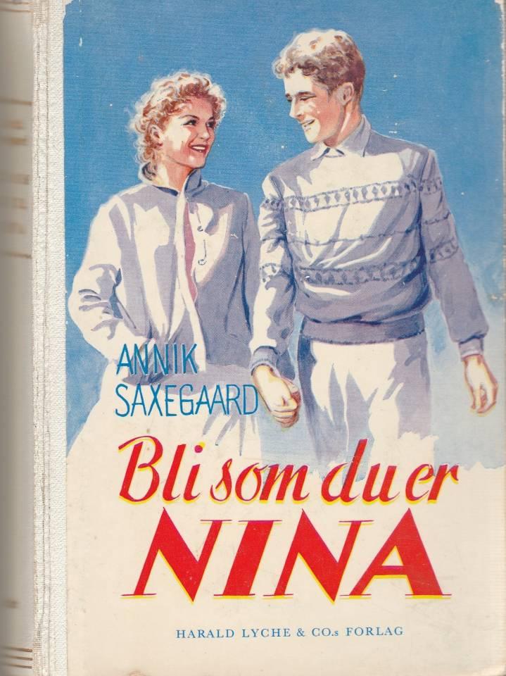 Bli som du er NINA