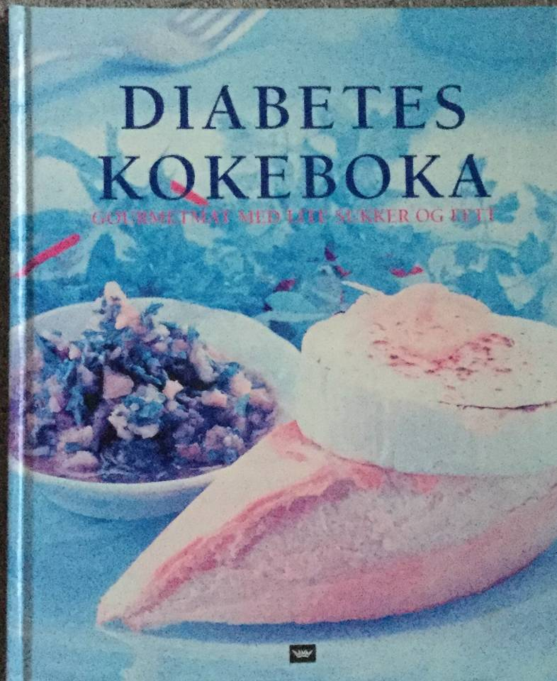 Diabetes kokeboka