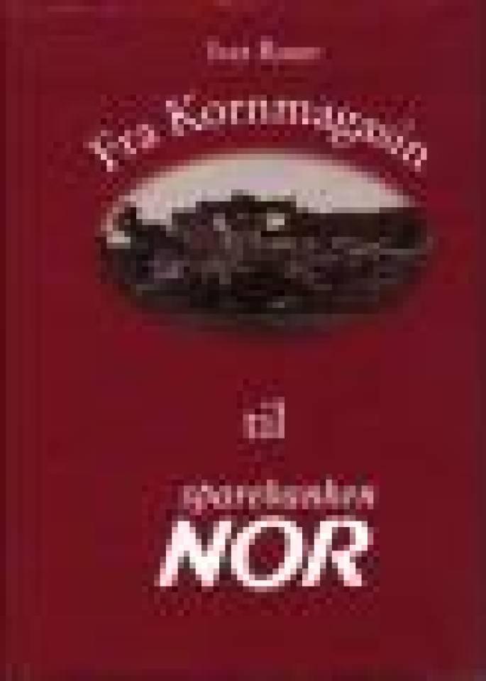 Fra Kornmagasin til Sparebanken NOR