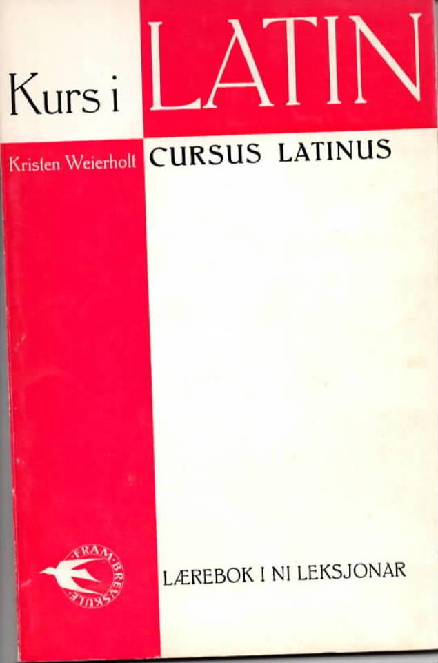 Kurs i latin