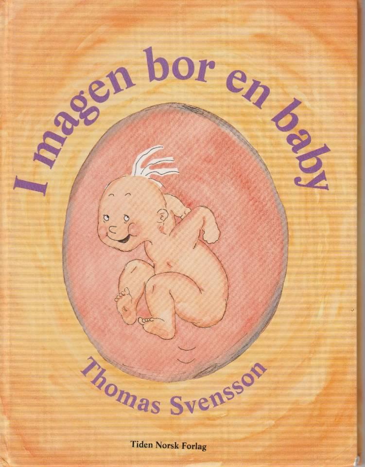 I magen bor en baby