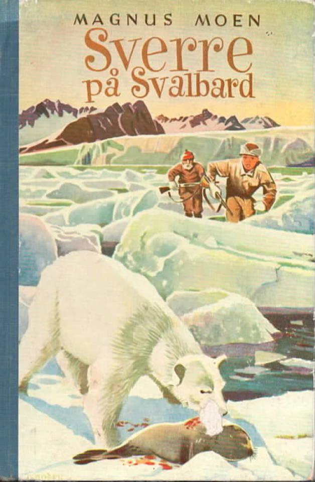 Sverre på Svalbard