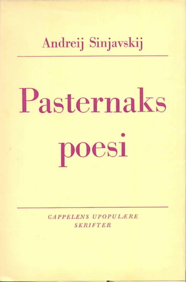Pasternaks poesi