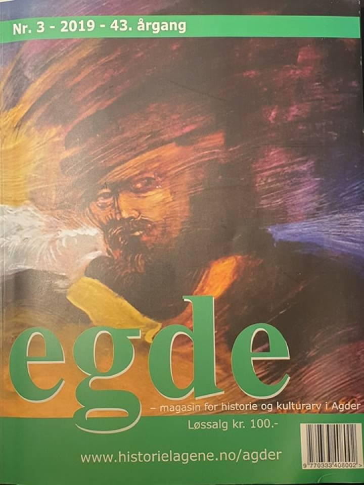 Egde - magasin for historie og kulturarv i Agder