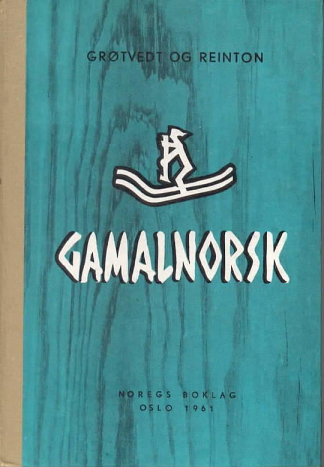 Gamalnorsk - og gamalislandsk