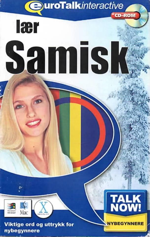 Lær samisk
