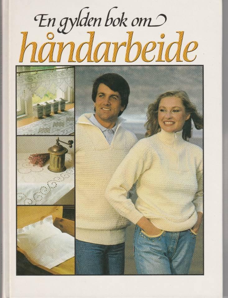 En gylden bok om håndarbeide