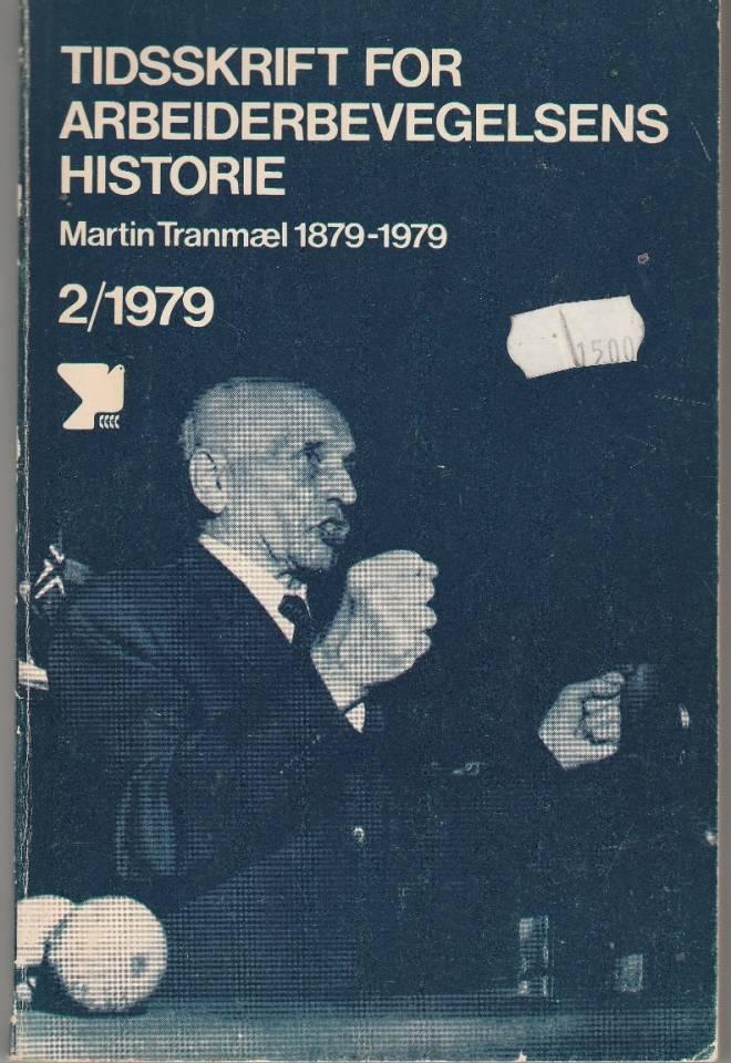 Tidsskrift for arbeiderbevegelsens historie