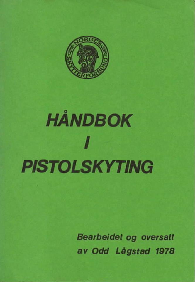 Håndbok i pistolskyting