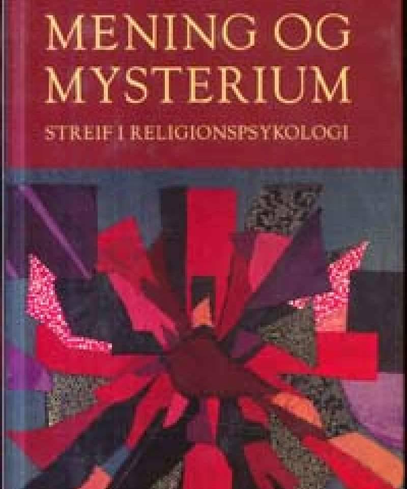 Mening og mysterium