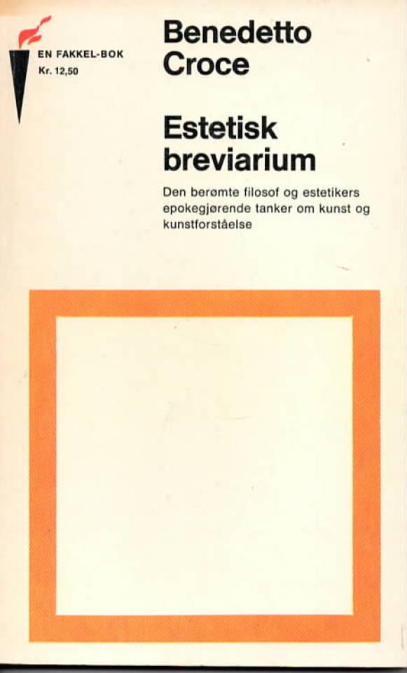 Estetisk breviarium