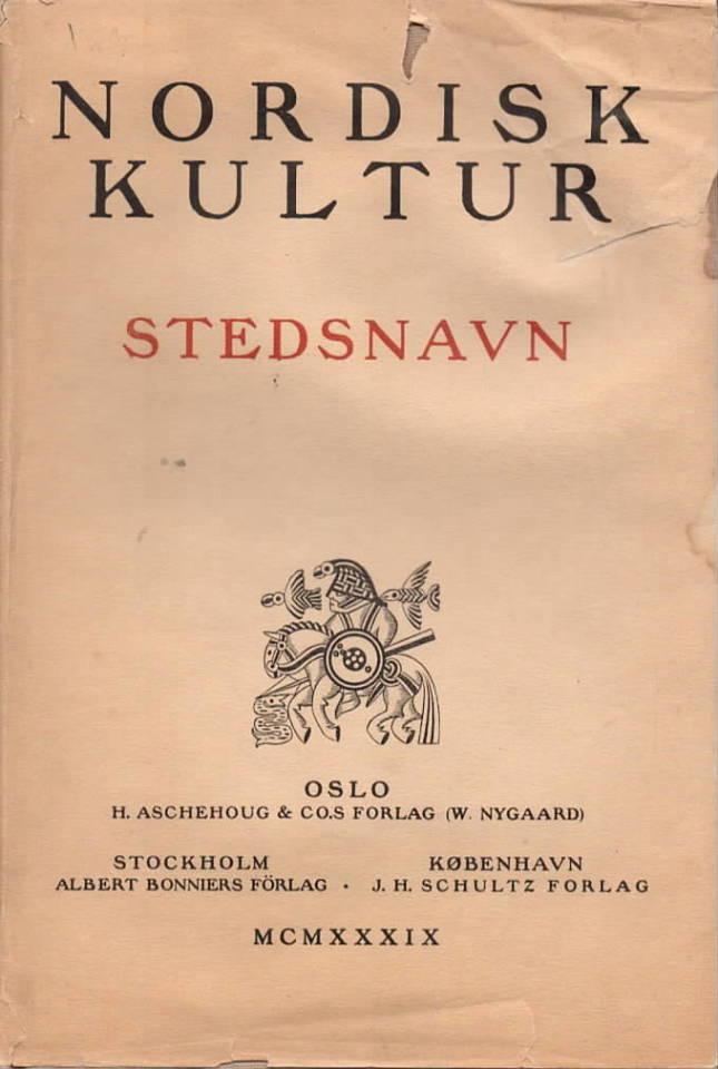Nordisk kultur – Stedsnavn