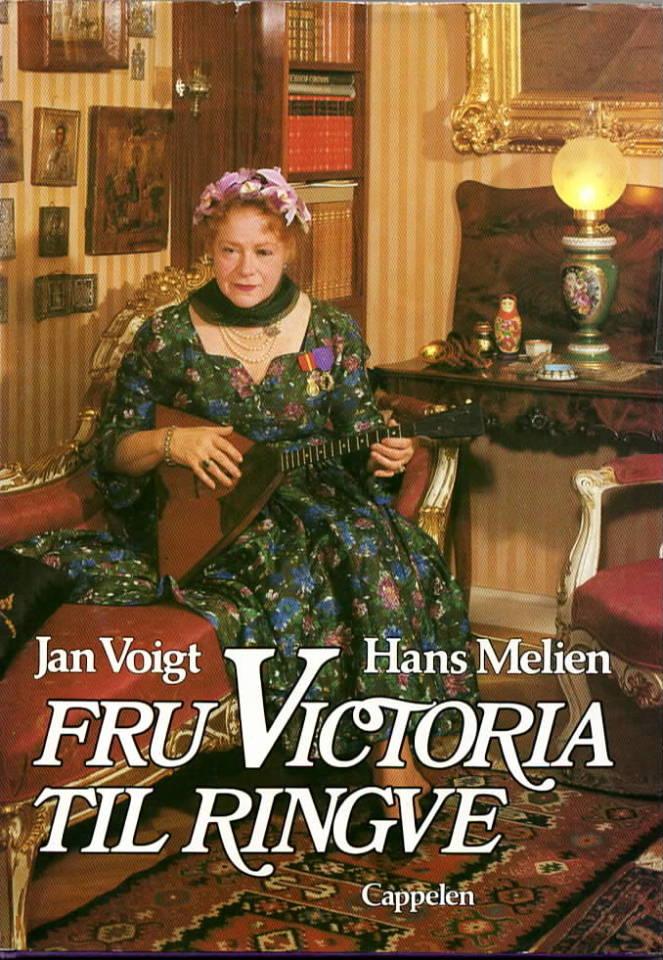 Fru Victoria til Ringve