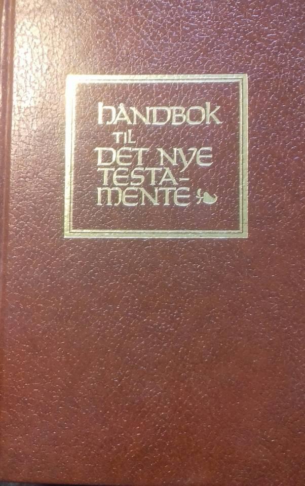 Håndbok til Det nye testamente.