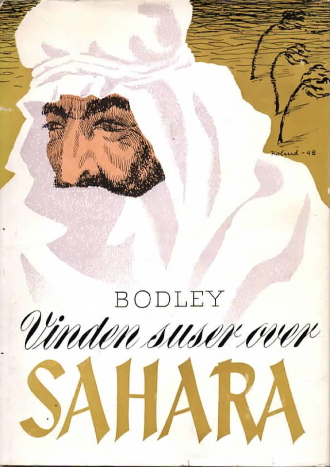 Vinden suser over Sahara