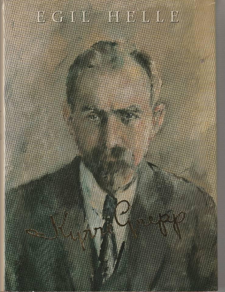 Kyrre Grepp