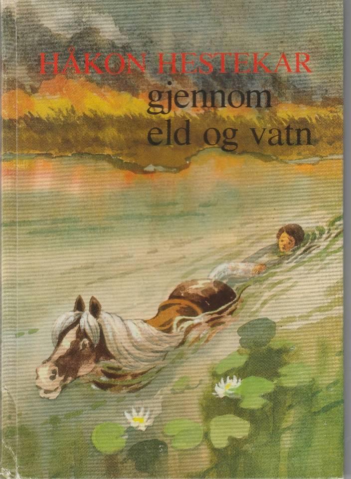 Håkon hestekar gjennom eld og vatn