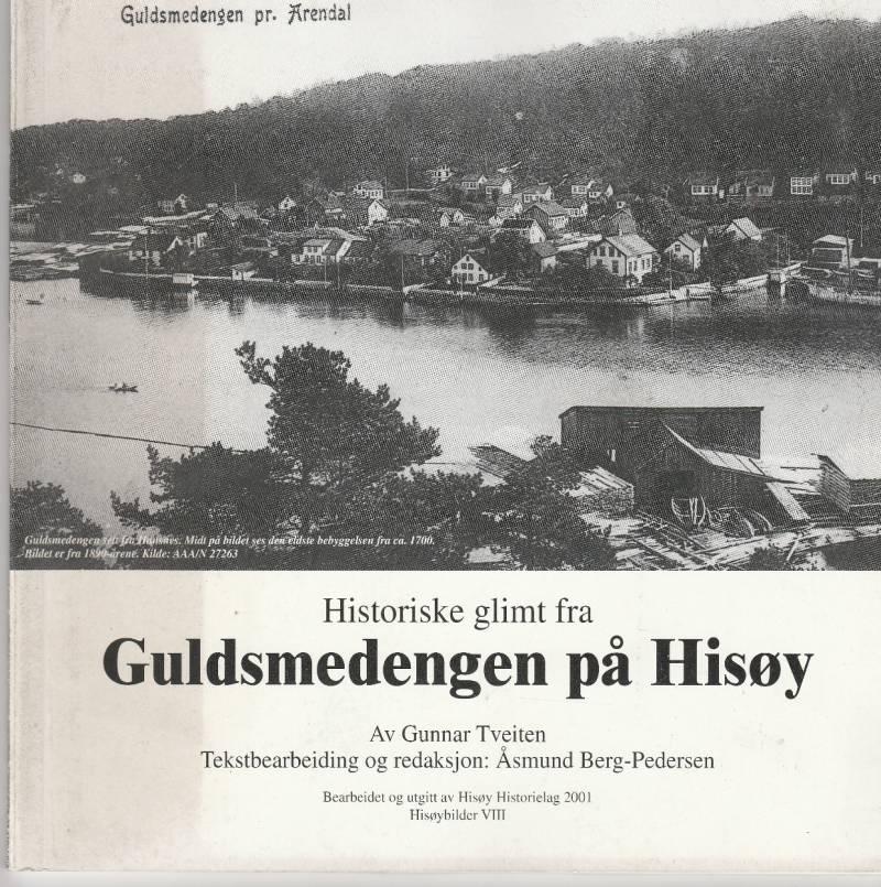 Guldsmedengen på Hisøy
