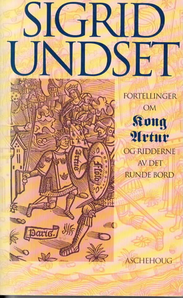 Fortellinger om Kong Artur og ridderene av det runde bord