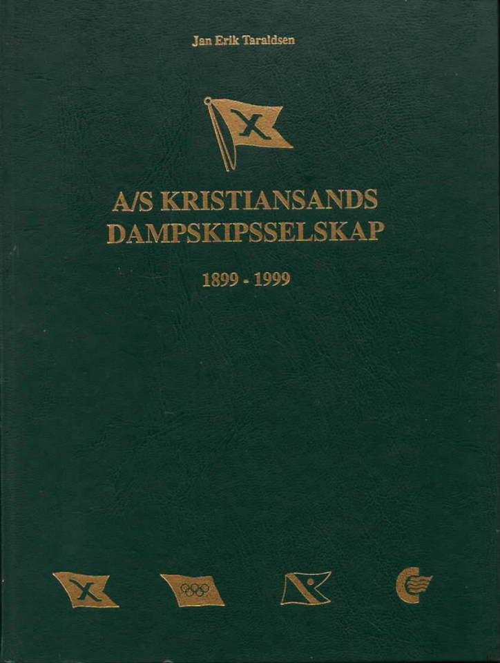 AS Kristiansands Dampskipsselskap 1899-1999