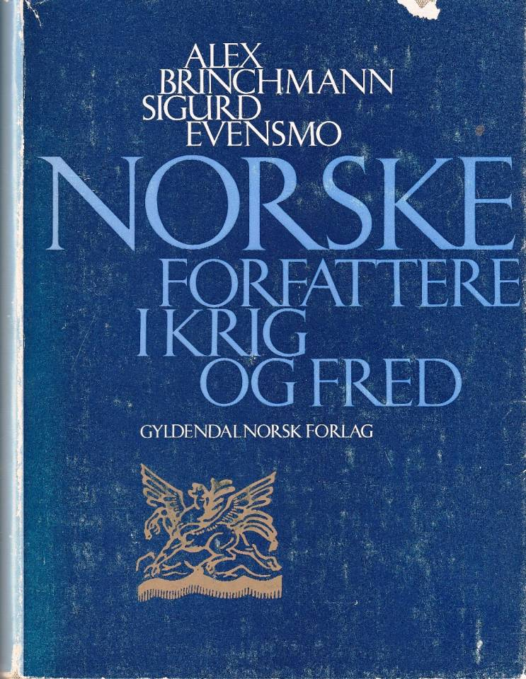 Norske forfattere i krig og fred