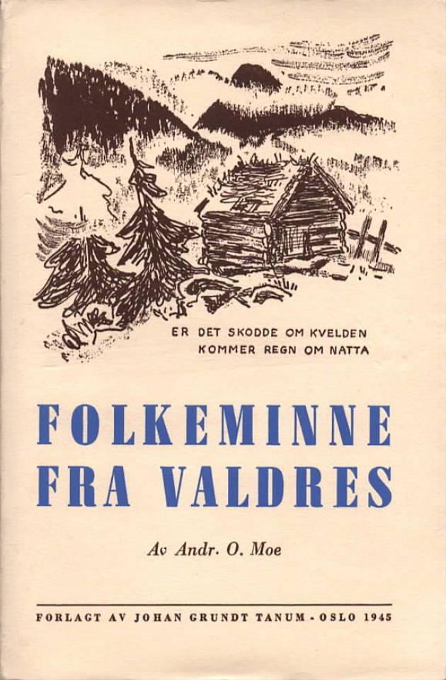 Folkeminne fra Valdres
