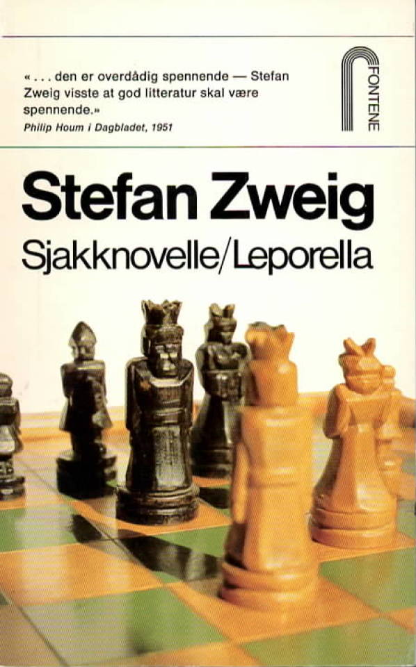 Sjakknovelle/Leporella