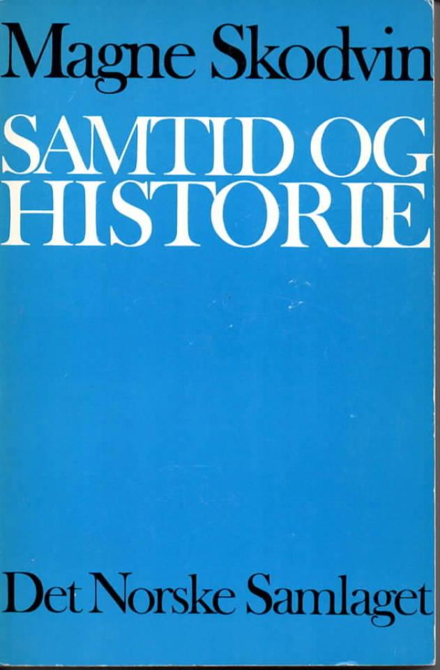Samtid og historie