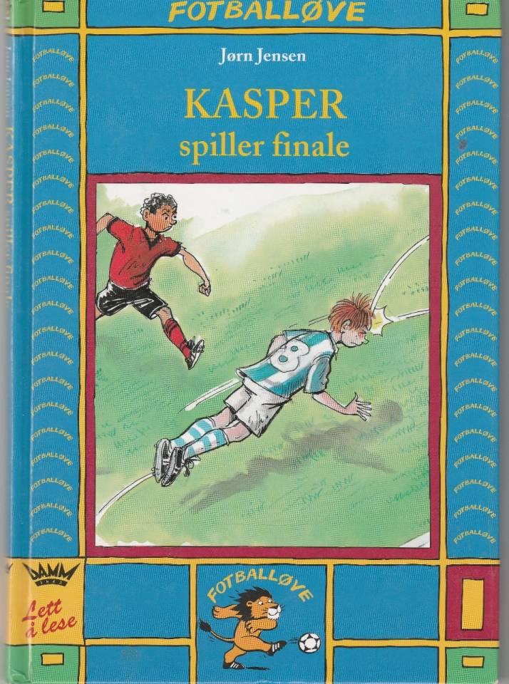 Kasper spiller finale