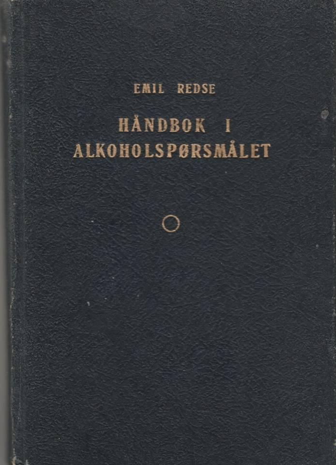 Håndbok i alkoholspørsmålet