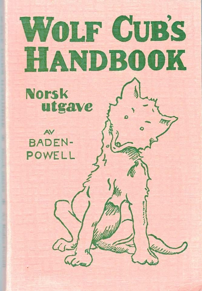 Wolf cub's Handbook (Ulvehåndboka)