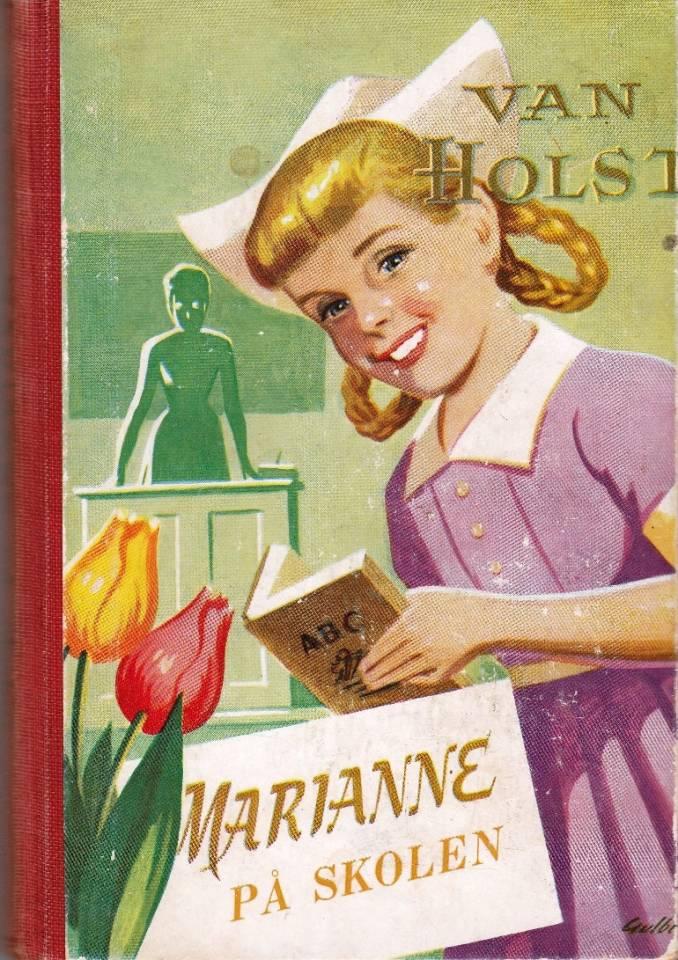 Marianne på skolen