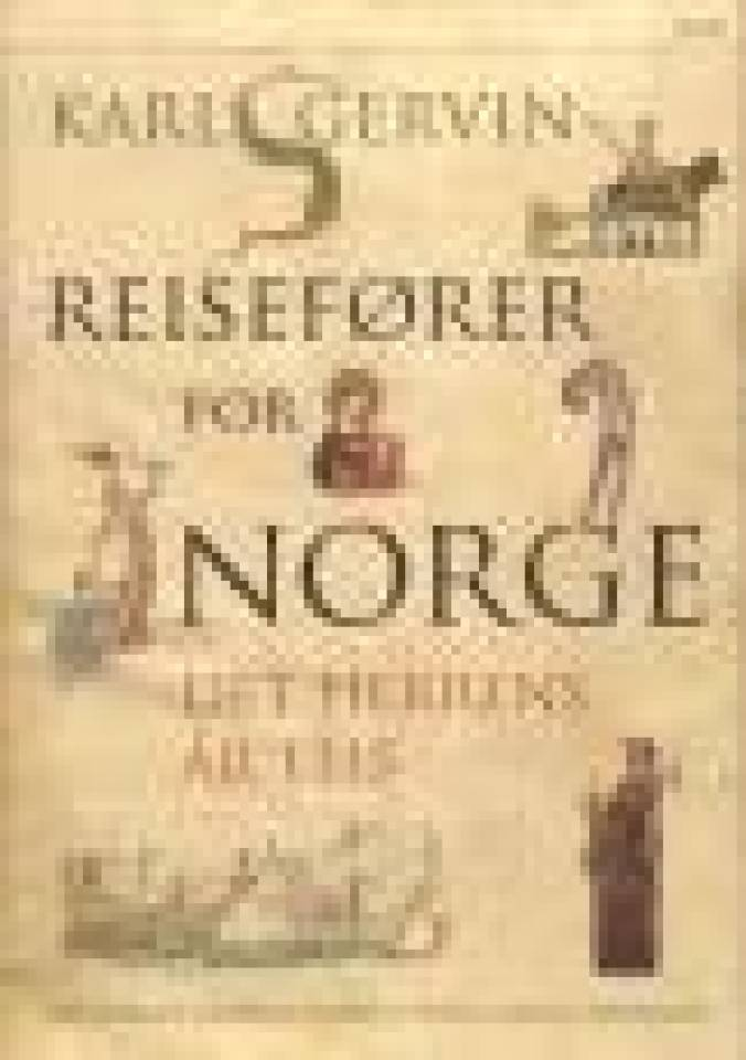 Reisefører for Norge i det Herrens år 1315