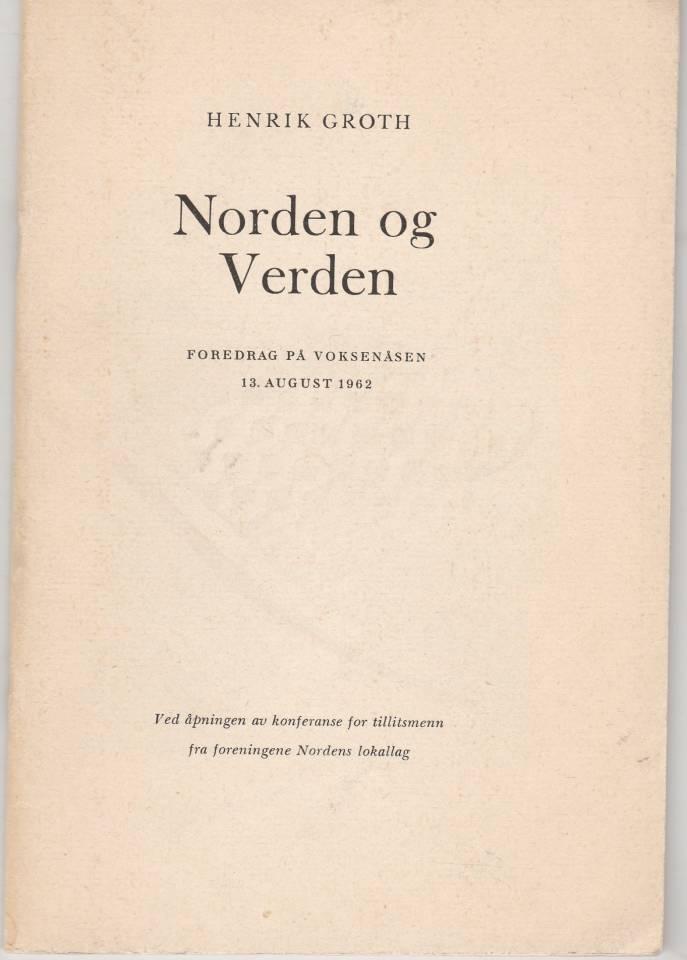 Norden og Verden