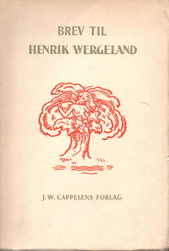 Brev til Henrik Wergeland