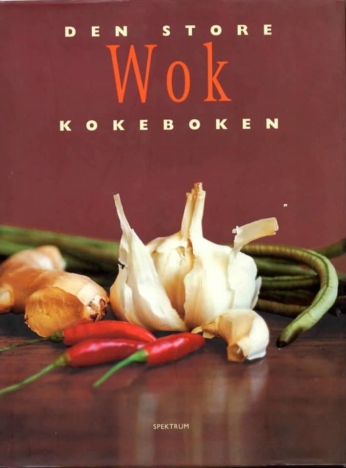 Den store wok kokeboken