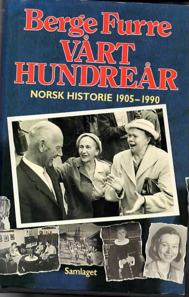 Vårt hundreår – norsk historie 1905-1945