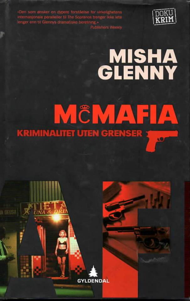 McMafia - kriminalitet uten grenser