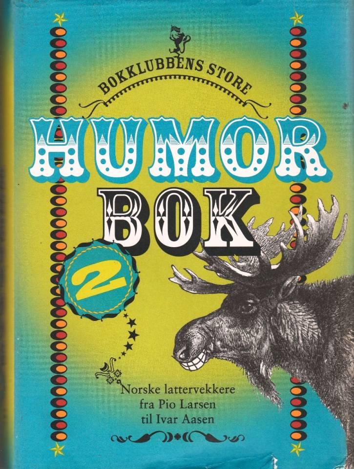 Bokklubbens store Humorbok 2