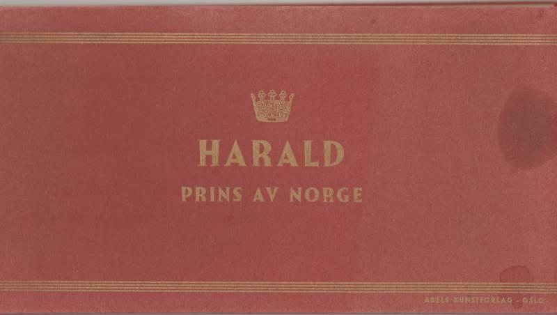 Harald Prins av Norge