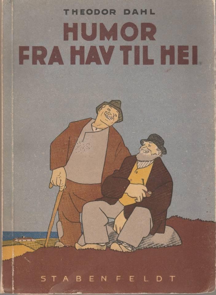 Humor fra hav til hei