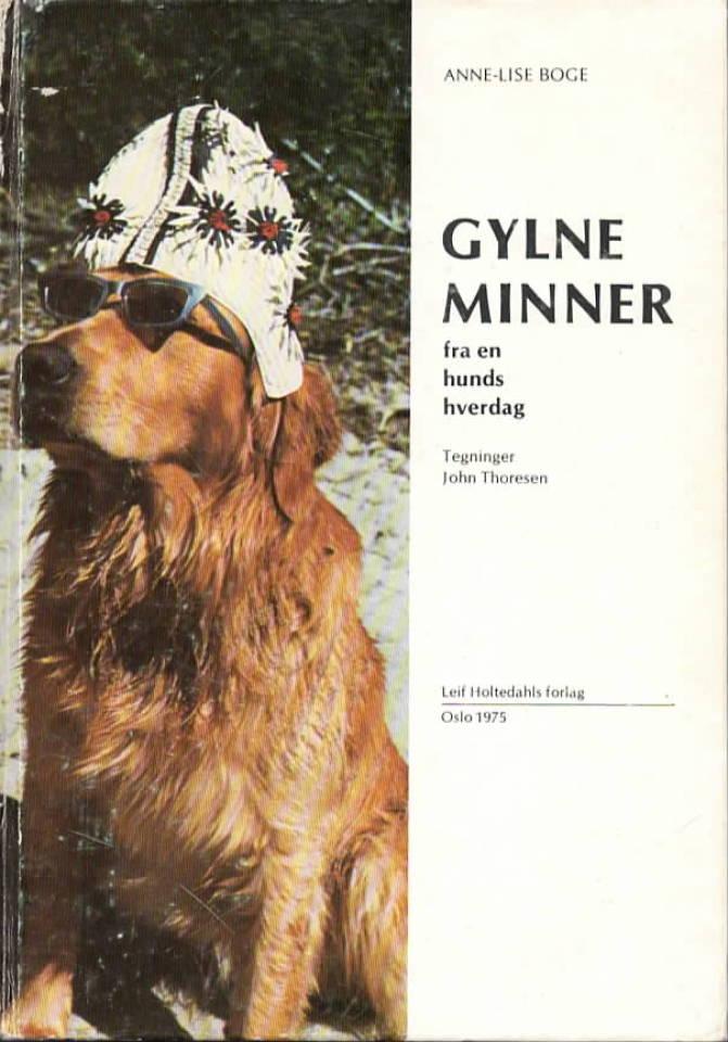 Gylne minner fra en hunds hverdag