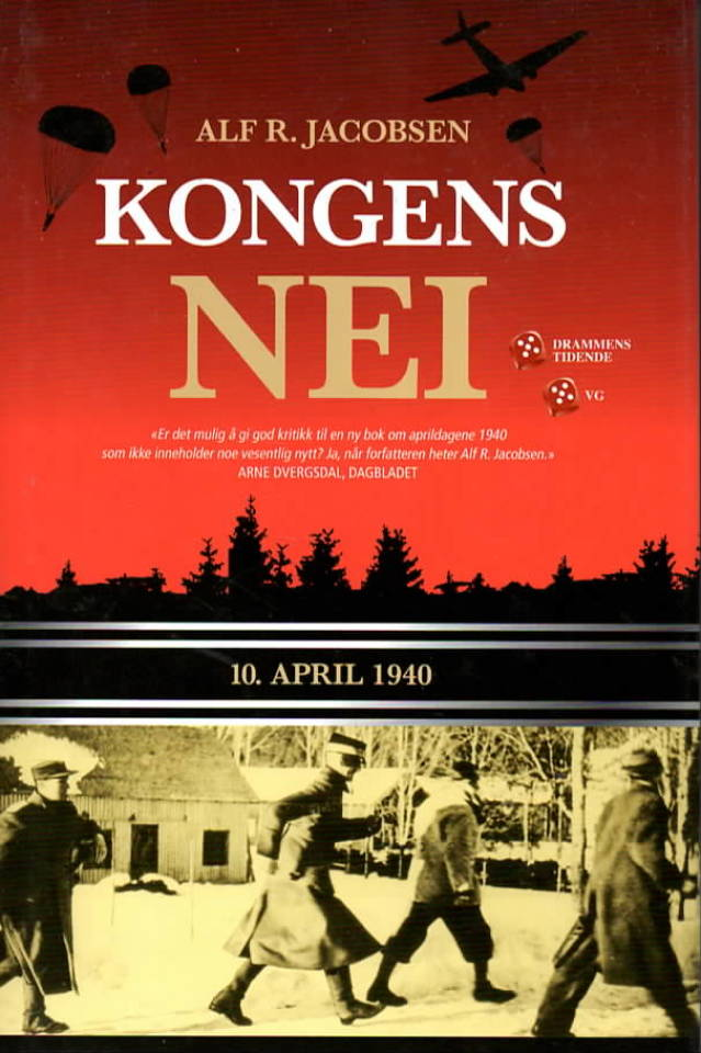 Kongens nei – 10. april 1940