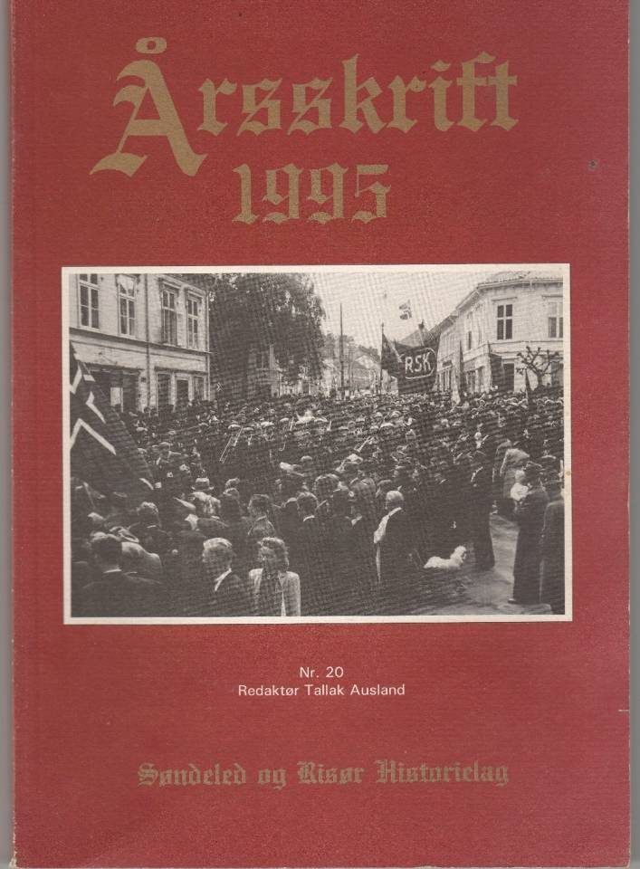 Søndeled og Risør Historielag 1995
