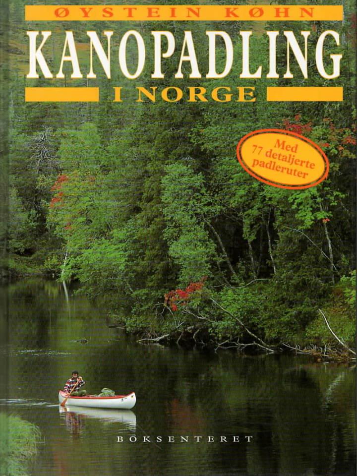 Kanopadling i Norge
