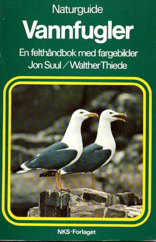 Vannfugler – En felthåndbok med fargebilder