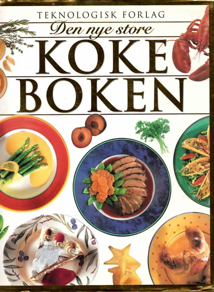 Den nye store kokeboken