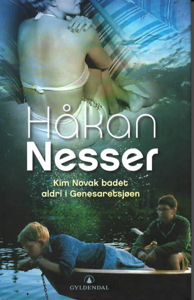 Kim Noak badet aldri i Genesaretsjøen